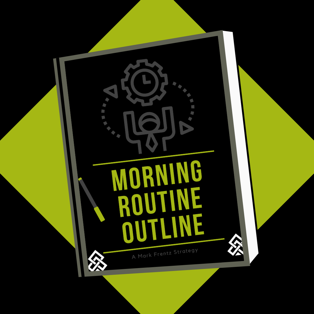 morning routine thumbnail
